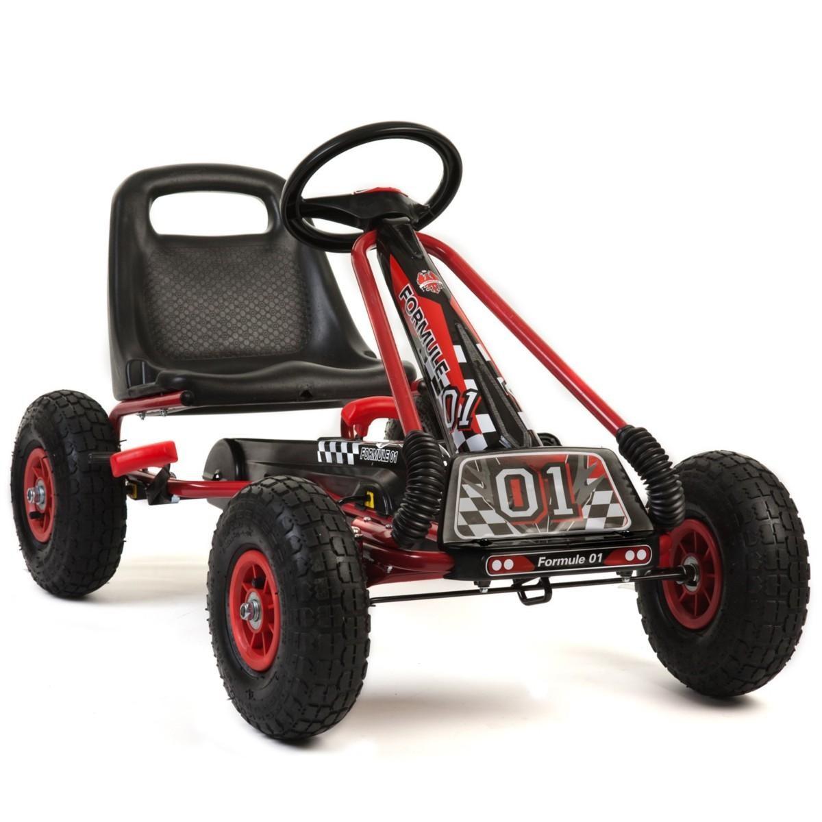 Рулевое управление своими руками для детской машины